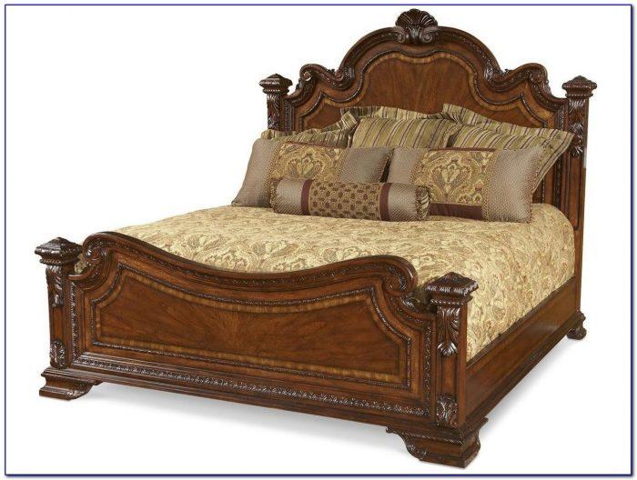 Ashley Furniture Old World Bedroom