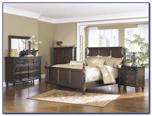 Ashley Key Town Bedroom Set