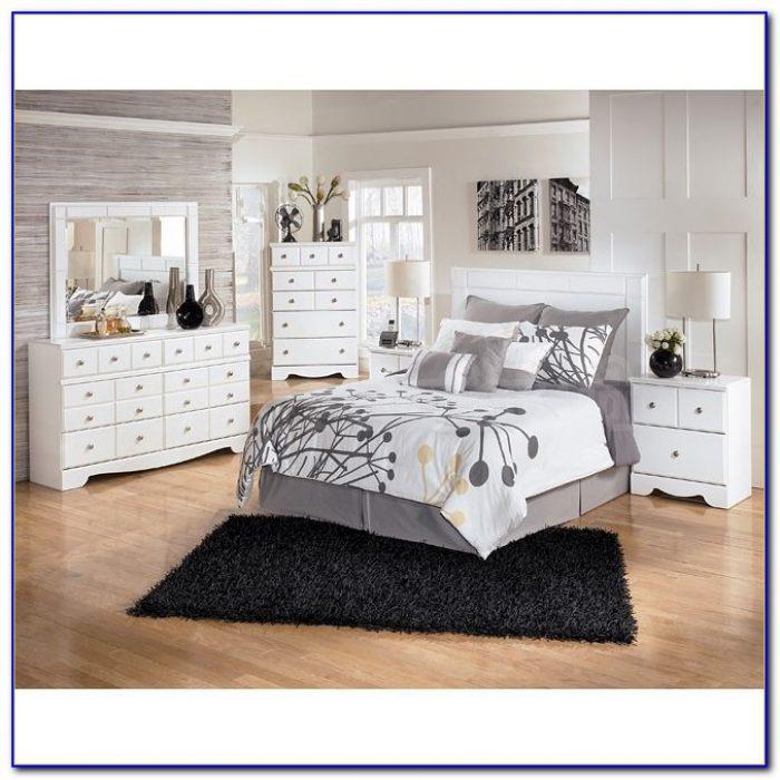 Ashley Signature Series Bedroom Furniture