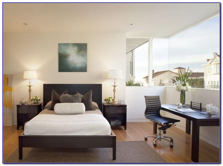 Bedroom Home Office Ideas