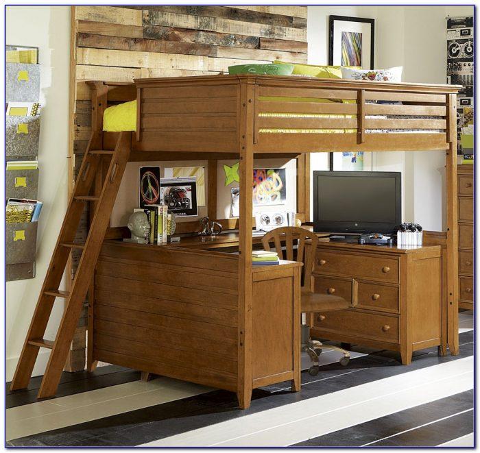 Bedroom Set With Computer Desk