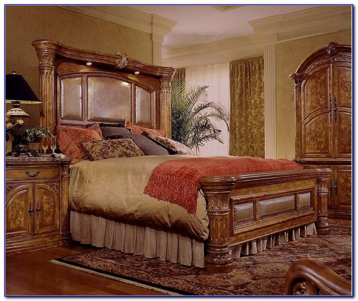 Bedroom Sets King Size