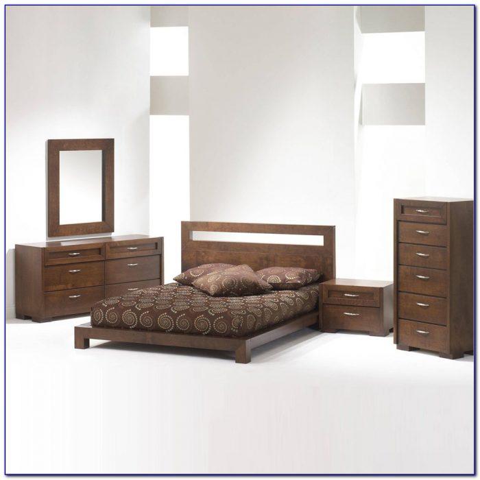 California King Platform Bedroom Sets