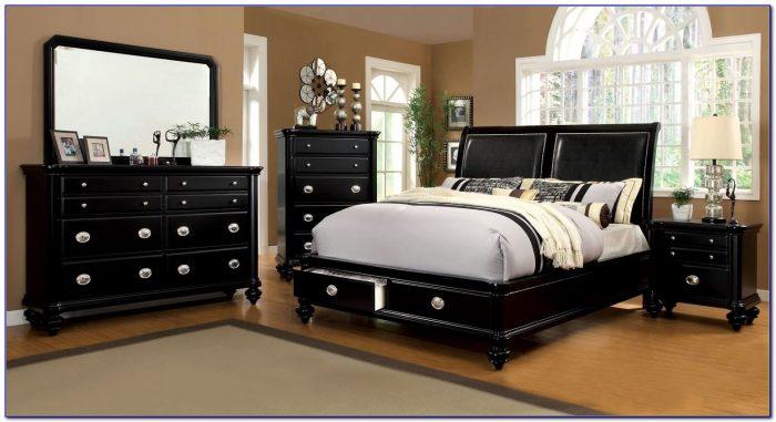 Carleton 4 Piece Bedroom Set