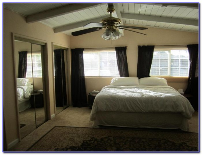 Ceiling Fan Size For Master Bedroom