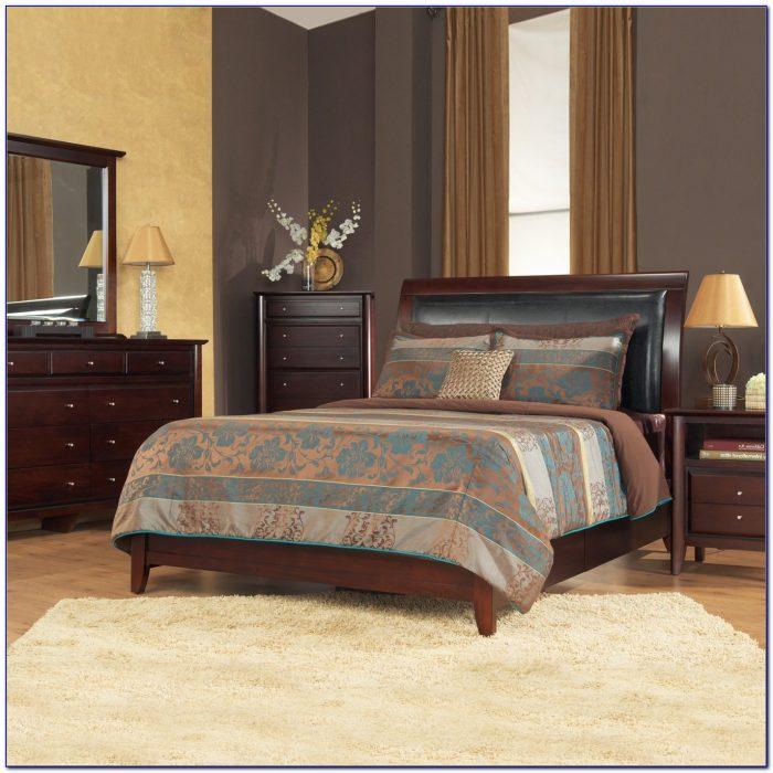 City Furniture Bedroom Set