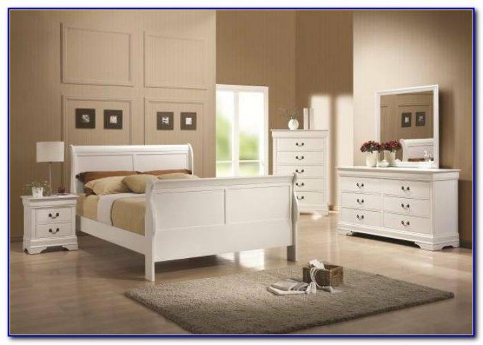 Complete White Bedroom Sets