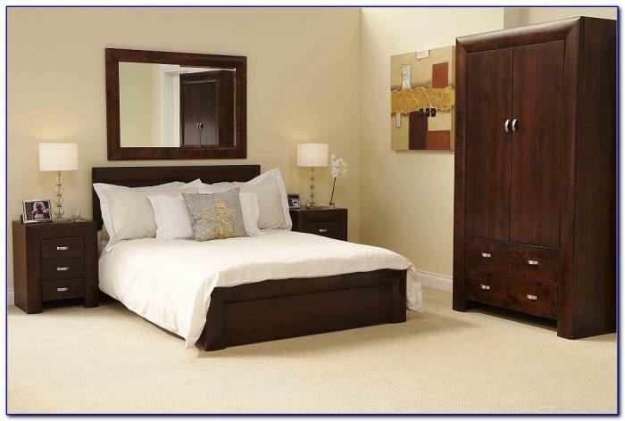 Dark Wood Bedroom Set Ideas