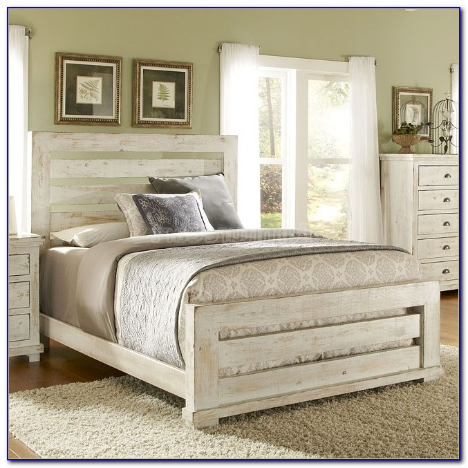 Distressed White Bedroom Furniture Uk