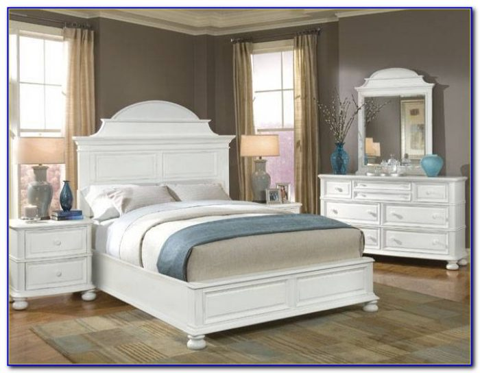 French Country Bedroom Furniture White