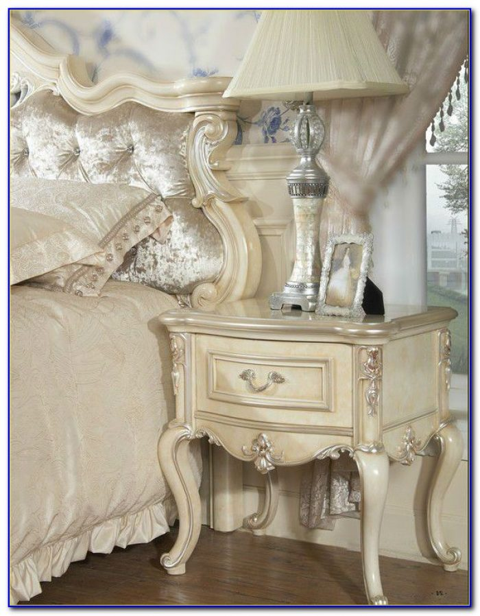 French Provincial Bedroom Set Dixie