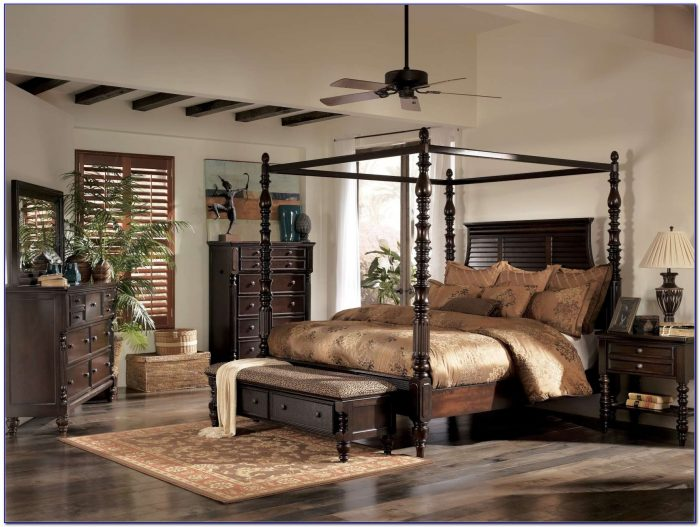 Key Town Bedroom Set Ashley Furniture