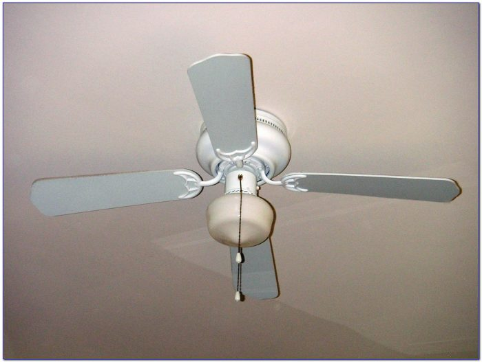Master Bedroom Ceiling Fan Size