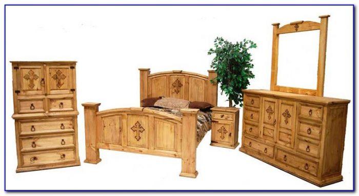 Modern Rustic Bedroom Furniture Sets