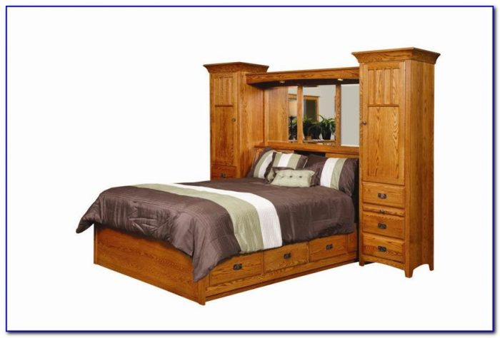 Pier Wall Unit Bedroom Furniture