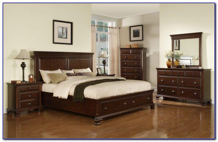 Queen Bedroom Sets With Storage