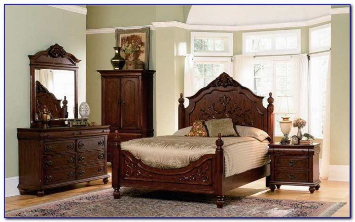 Real Wood Bedroom Sets