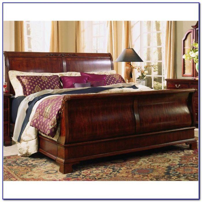 Solid Cherry Wood Bedroom Set