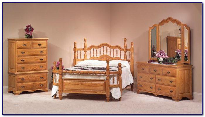 Solid Oak Bedroom Furniture Ebay