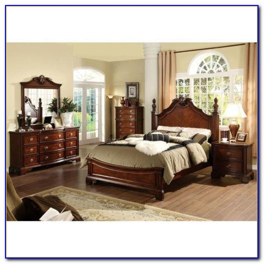 Solid Wood Bedroom Sets Edmonton
