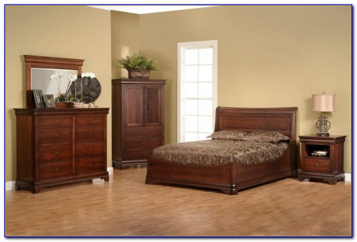 Solid Wood Bedroom Sets Furniture