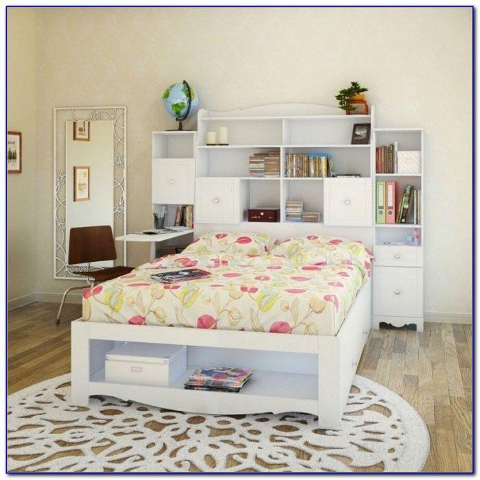 Twin Bedroom Set With Desk