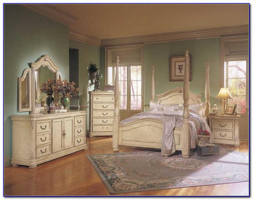 Vintage Off White Bedroom Furniture - Bedroom : Home Design ...
