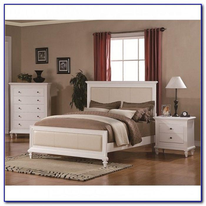 White Bedroom Sets Queen