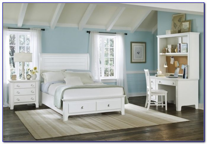 White Childrens Bedroom Furniture