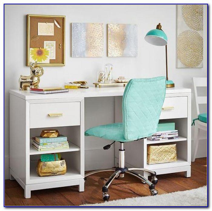 White Corner Desk For Bedroom