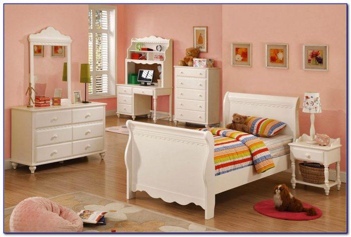 Whitewash King Bedroom Furniture