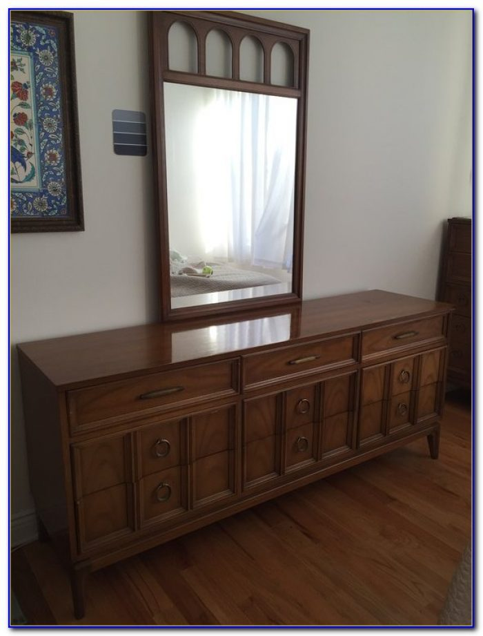 Antique Mid Century Modern Bedroom Furniture