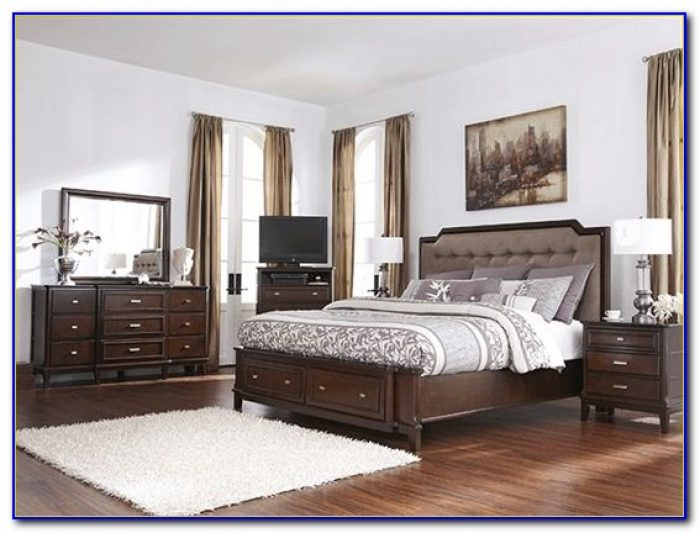 Ashley Camdyn King Bedroom Set