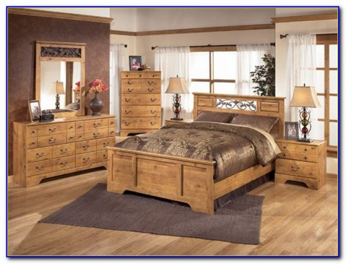 Ashley Furniture Queen Bed Sets