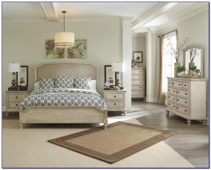 Ashley Porter King Bedroom Set