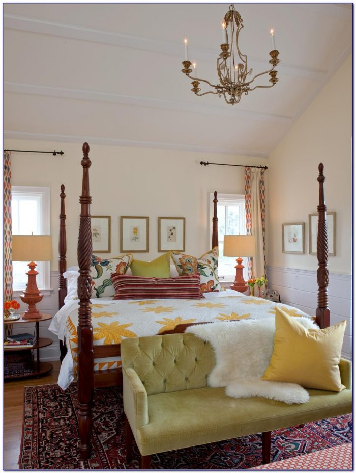 Bedroom Window Treatments Ideas
