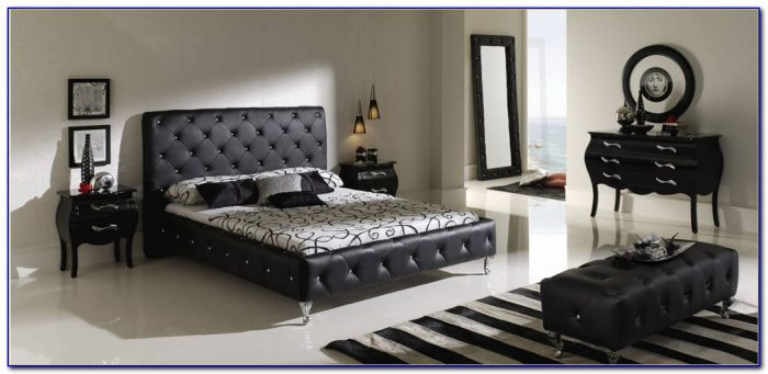 Black Furniture Bedroom Paint Ideas