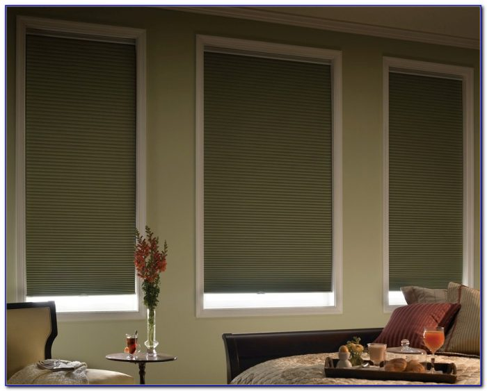 Blackout Shades For Bedroom Windows