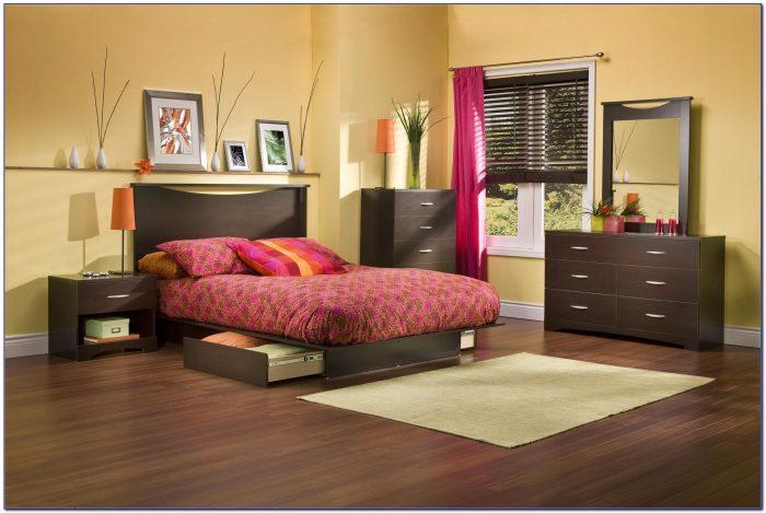 Complete Bedroom Sets Including Mattress