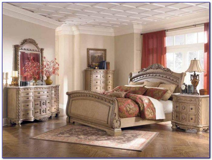 Distressed Painted Bedroom Furniture Sets