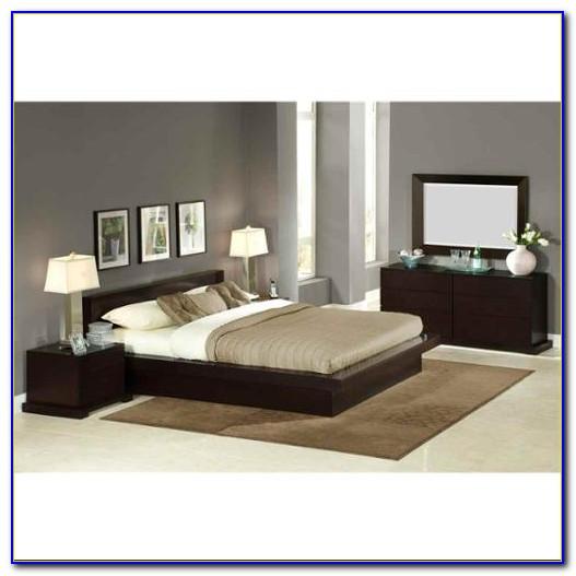 Eastern King Bedroom Set