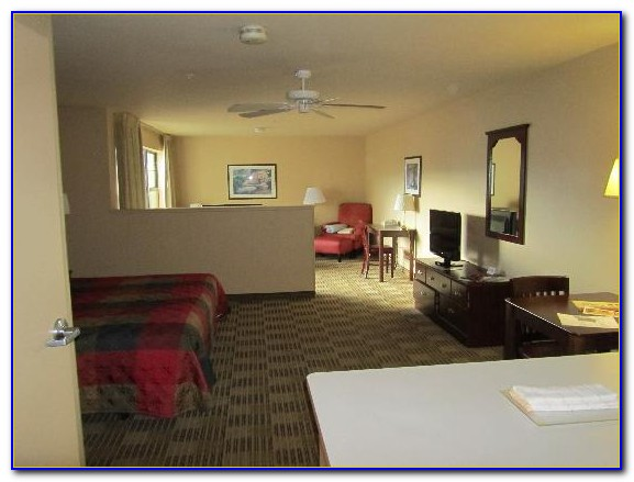 Extended Stay America 2 Bedroom