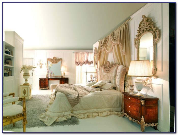 French Provincial Bedroom Furniture Sets