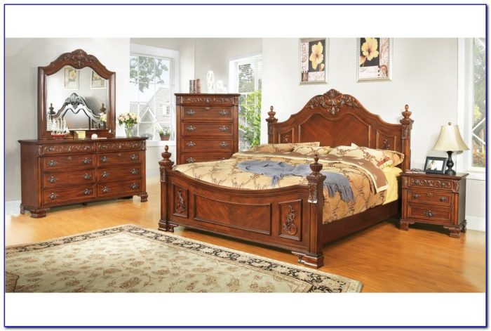 King Size Bedroom Sets With Mattress