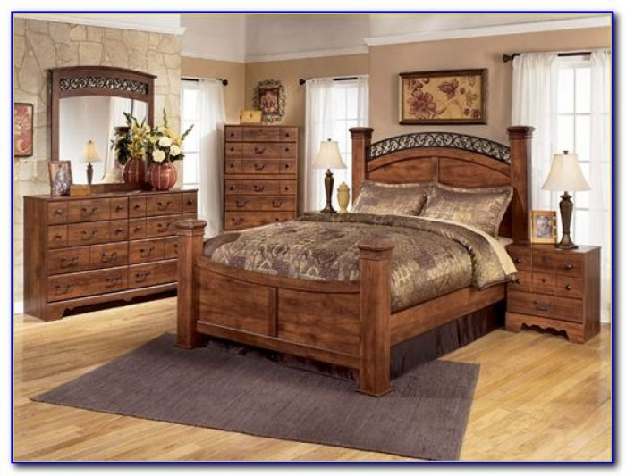 King Size Sleigh Bed Ashley Furniture