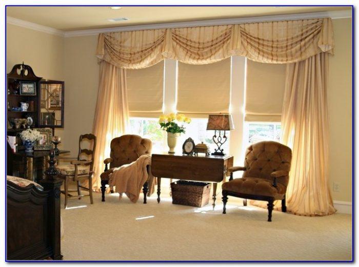 Master Bedroom Window Treatments Houzz