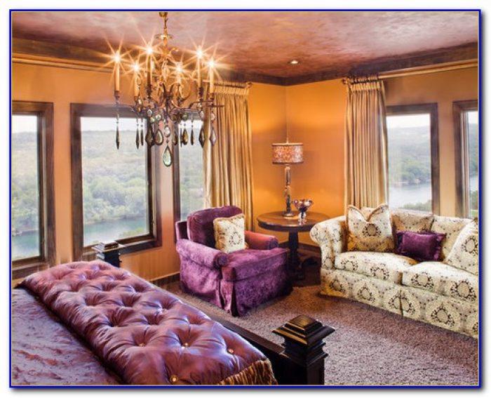 Purple And Orange Room Decor