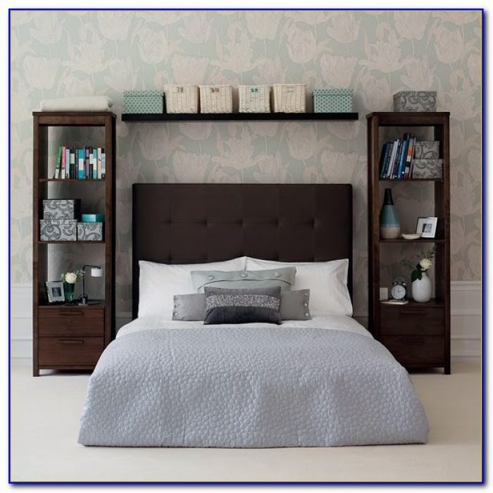 Small Rooms Storage Solutions
