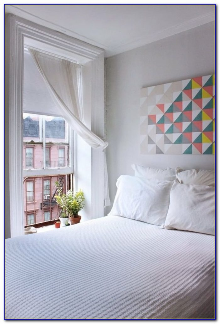 Small Window Treatments Bedroom