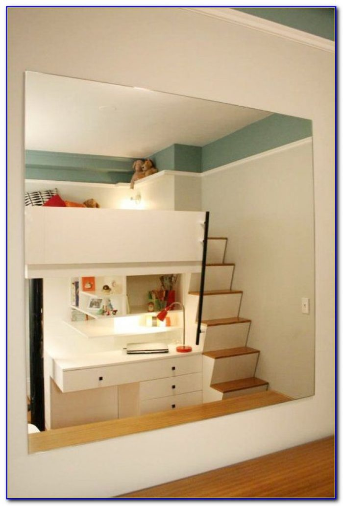 Study Desk Ideas For Small Spaces